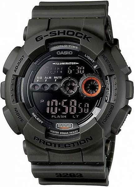 Casio G-Shock GD-100MS-3ER