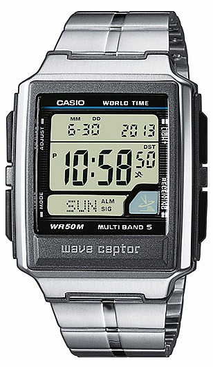 Casio Radio Controlled WV-59DE-1AVEF Wave Ceptor