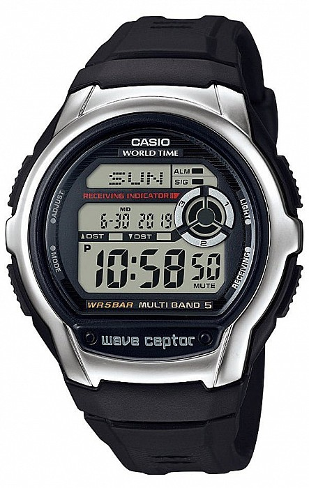 Casio Radio Controlled WV M60-1A Wave Ceptor