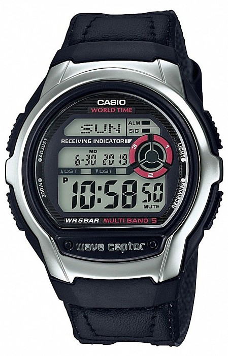 Casio Radio Controlled WV-M60B-1AER Wave Ceptor