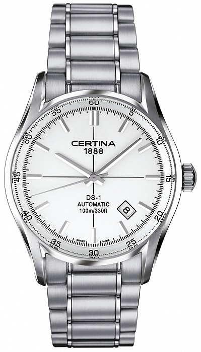 Certina DS-1 C006.407.11.031.00 Index Automatic