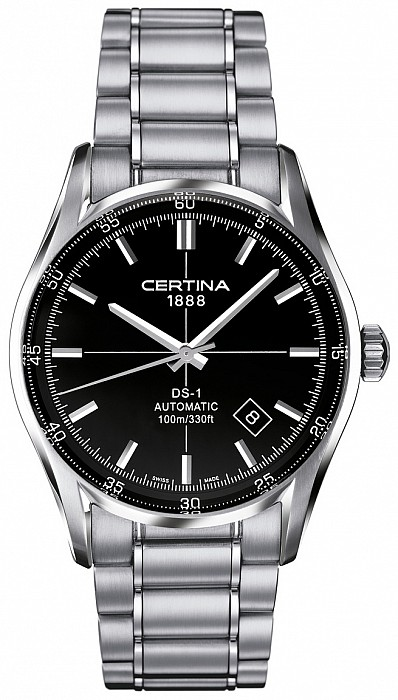Certina DS-1 C006.407.11.051.00 Index Automatic