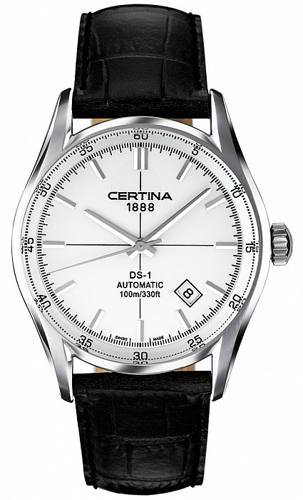 Certina DS-1 C006.407.16.031.00 Index Automatic
