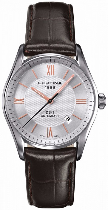 Certina DS-1 C006.407.16.038.01 Roman Automatic