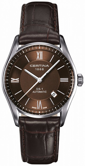 Certina DS-1 C006.407.16.298.00 Roman Automatic