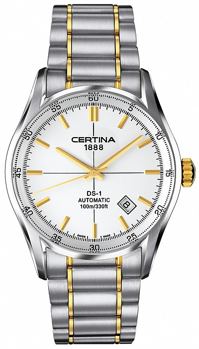 Certina DS-1 C006.407.22.031.00 Index Automatic