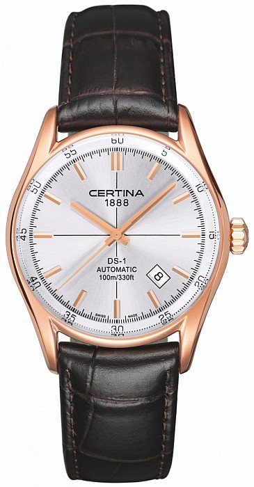 Certina DS-1 C006.407.36.031.00 Index Automatic