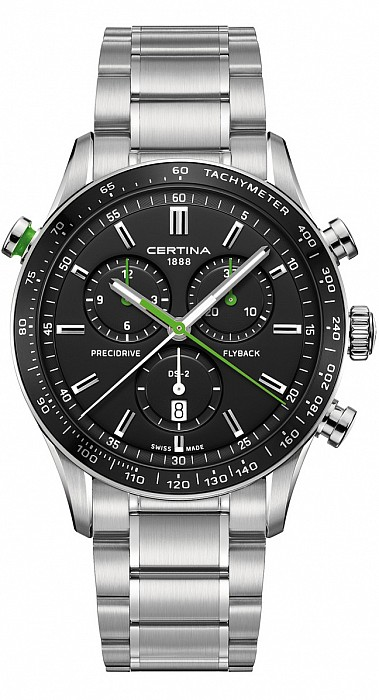 Certina DS-2 C024.618.11.051.02 Chrono Precidrive Flyback