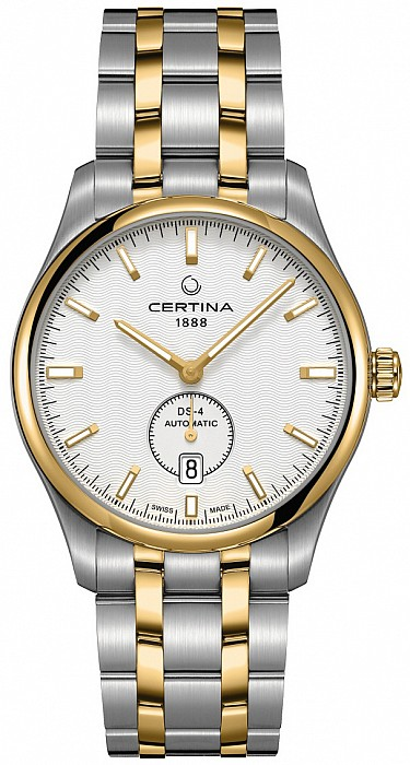 Certina DS-4 C022.428.22.031.00 Small Second Automatic