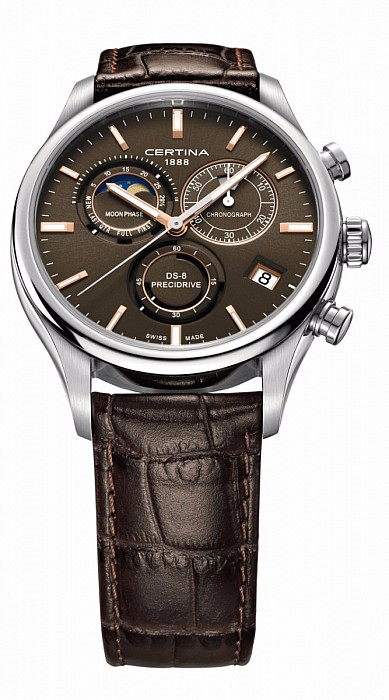 c224849d2f Certina DS-8 C033.450.16.081.00 Moon Phase. Certina DS-8 C033.450.16.081.00  Moon Phase