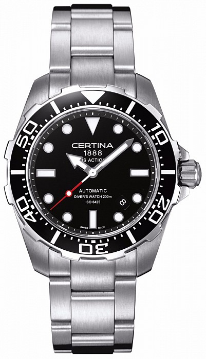 Certina DS Action C013.407.11.051.00 Diver's Watch Gent Automatic