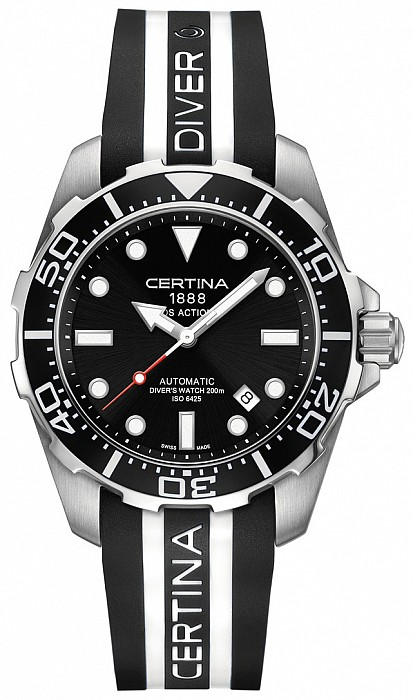 Certina DS Action C013.407.17.051.01 Diver's Watch Gent Automatic