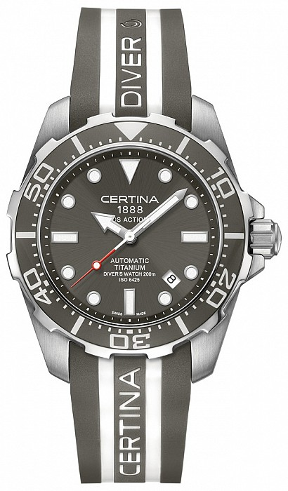 Certina DS Action C013.407.47.081.01 Diver's Watch Gent Automatic