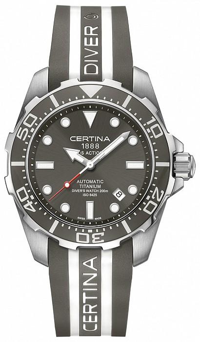 Certina DS Action C013.407.47.081.01 Diver's Watch Gent Automatic