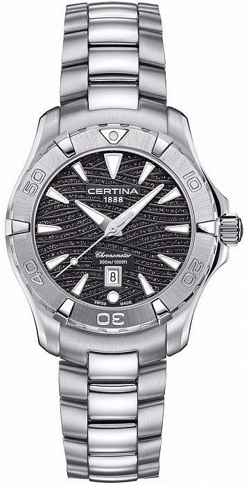 Certina DS Action C032.251.11.051.09 Lady Diver's Watch Chronometer