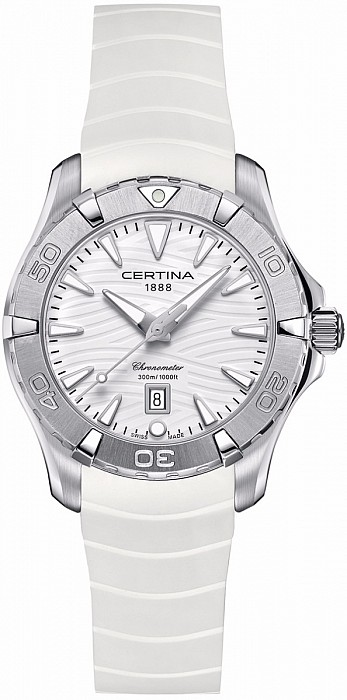 Certina DS Action C032.251.17.011.00 Lady Diver's Watch Chronometer