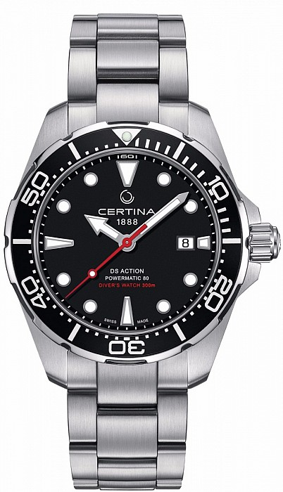 Certina DS Action C032.407.11.051.00 Gent Diver's Watch Automatic