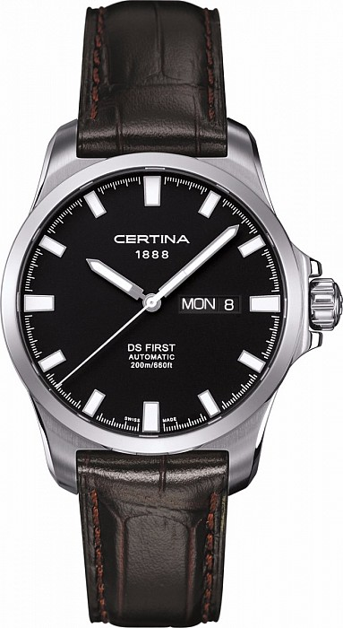 Certina DS First C014.407.16.051.00 Day-Date Automatic