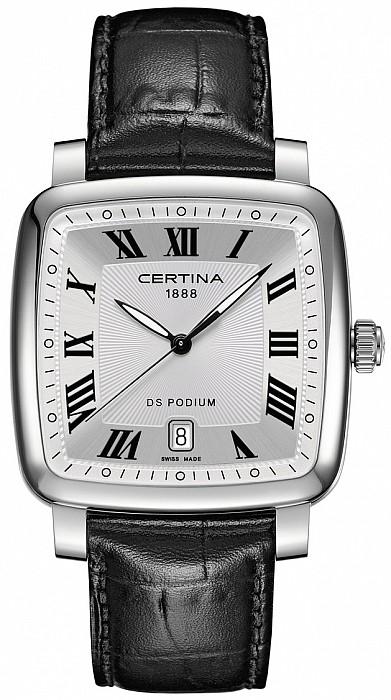Certina DS Podium C025.510.16.033.00 Square