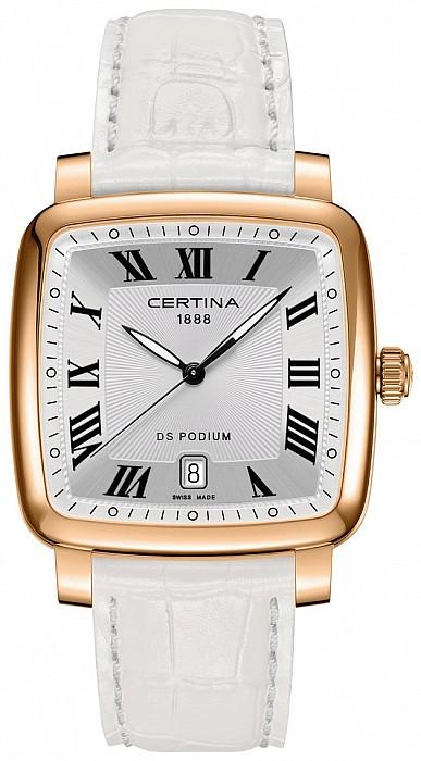 Certina DS Podium C025.510.36.033.00 Square