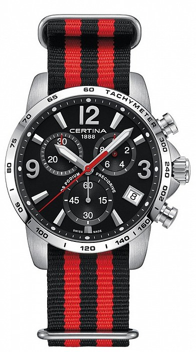 Certina DS Podium C034.417.18.057.00 Chrono Precidrive