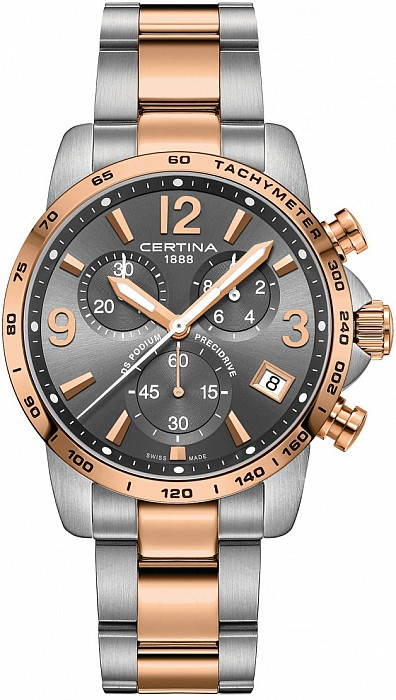 Certina DS Podium C034.417.22.087.00 Chrono Precidrive