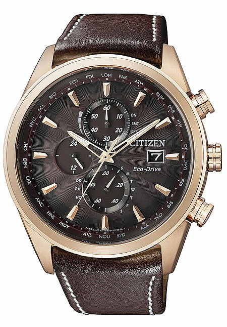 Citizen Radio Controlled AT8019-02W Chrono Eco-Drive  22f306e755