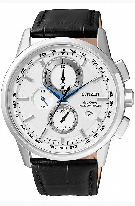 Citizen Elegance AT8110-11A Radio Controlled Eco-Drive