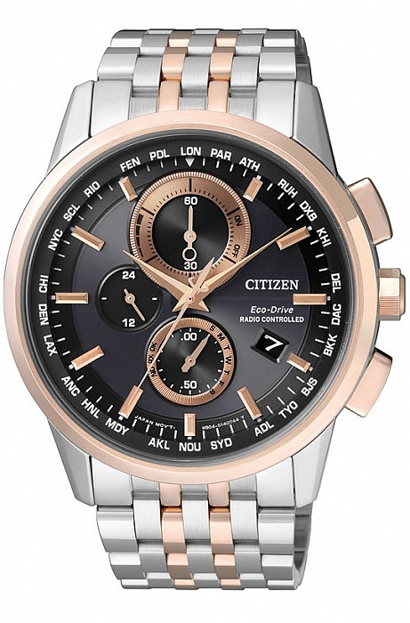 Citizen Elegance AT8116-65E Radio Controlled Eco-Drive
