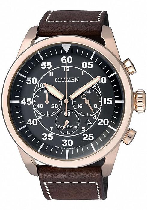 Citizen Elegance CA4213-00E Eco-Drive Ring Chrono