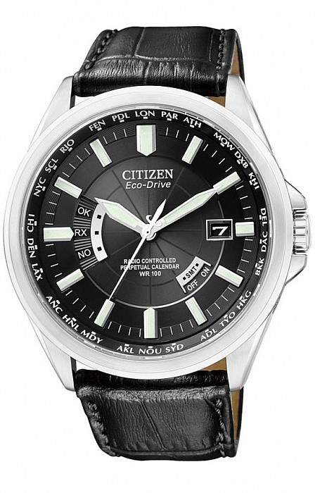 Citizen Elegance CB0010-02E Global Radio Controlled