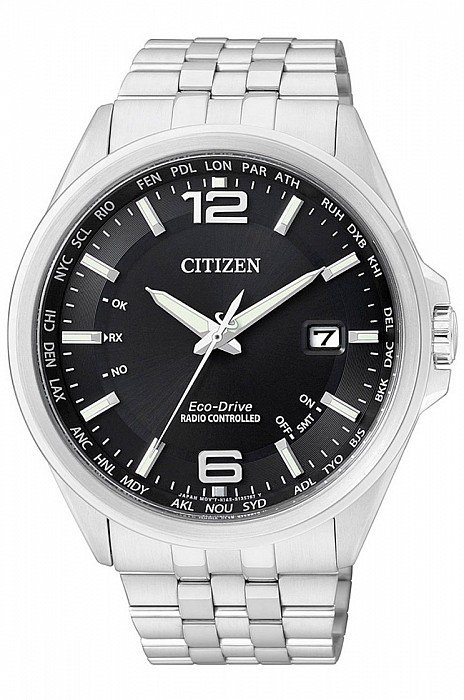 Citizen Elegance CB0010-88E Global Radio Controlled