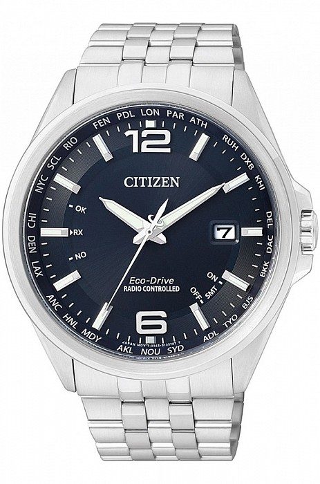 Citizen Elegance CB0010-88L Global Radio Controlled
