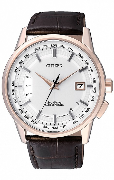 Citizen Elegance CB0153-21A Radio Controlled Eco Drive
