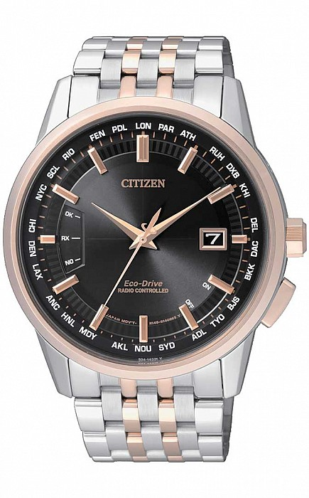 Citizen Elegance CB0156-66E Radio Controlled Eco Drive