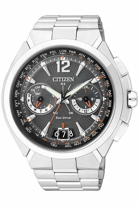 Citizen Elegance CC1090-52E Satellite Wave Eco Drive