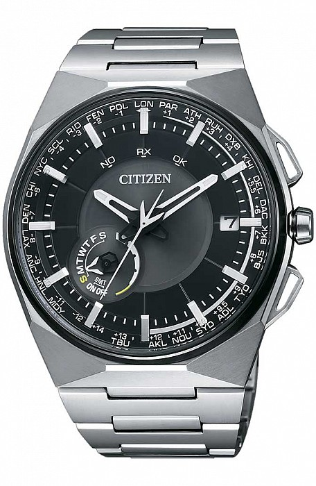 Citizen Elegance CC2006-53E GPS Satellite Wave