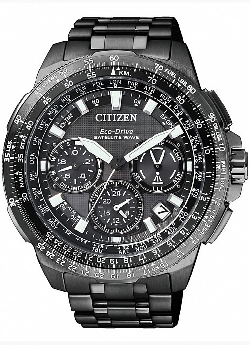 Citizen Promaster CC9025-51E Promaster Sky Chrono GPS Satellite Wave