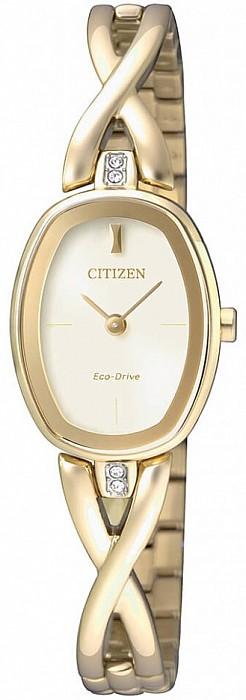 Citizen Elegance EX1412-82P Lady Eco Drive