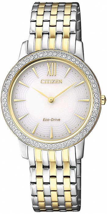 Citizen Elegance EX1484-81A Eco Drive