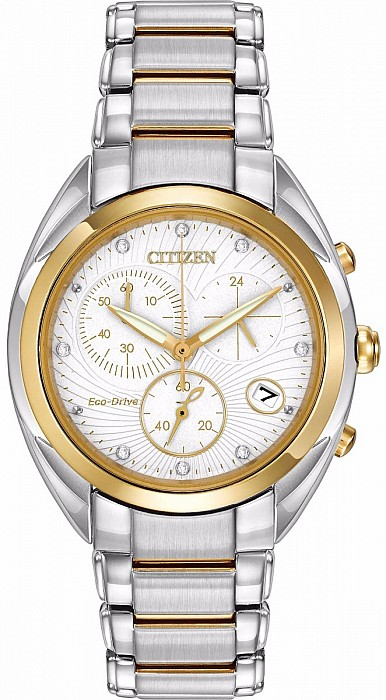 Citizen Elegance FB1394-52A Lady Eco Drive Chrono