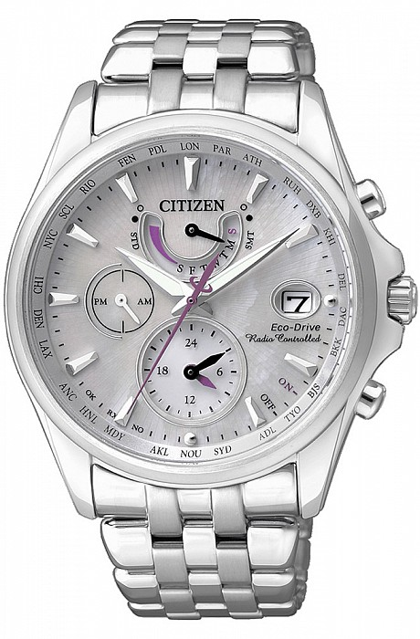 Citizen Radio Controlled FC0010-55D Lady Radio Controlled Eco Drive