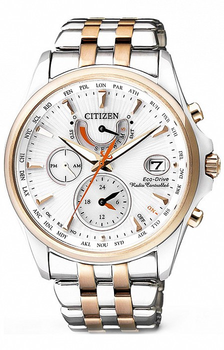 Citizen Elegance FC0014-54A Lady Radio Controlled Eco Drive