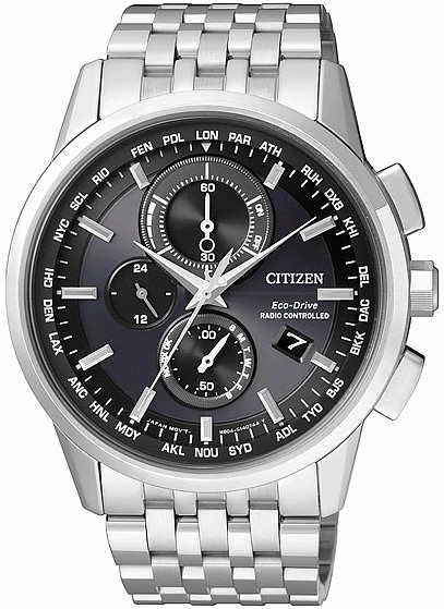 Citizen Elegance AT8110-61E Radio Controlled Leonardo Eco-Drive