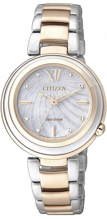 Citizen Elegance EM0335-51D Eco Drive