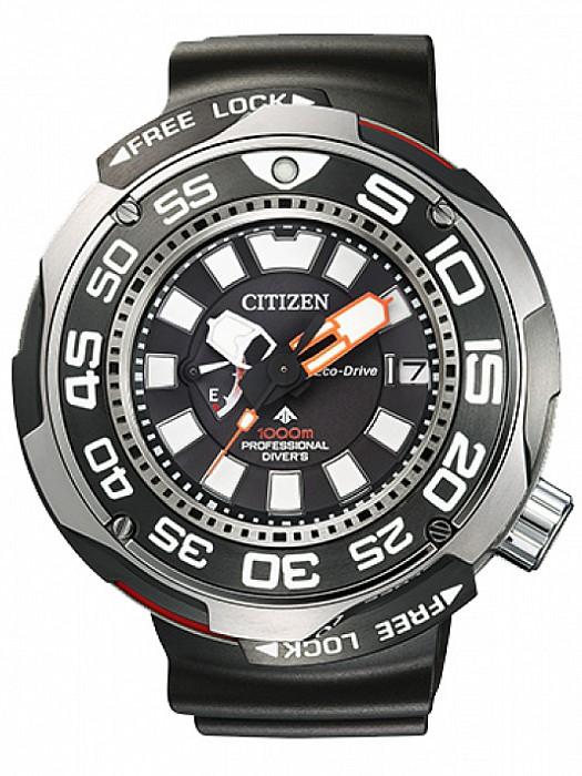 Citizen Promaster BN7020-09E MARINE PROFESSIONAL DIVER'S 1000M