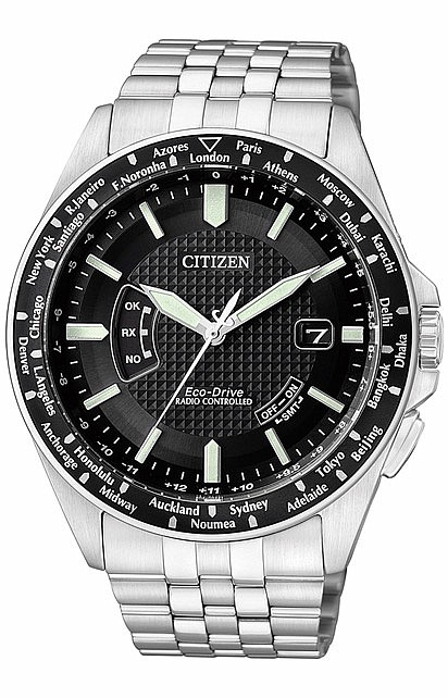 Citizen Promaster CB0021-57E Radio Controlled Eco Drive