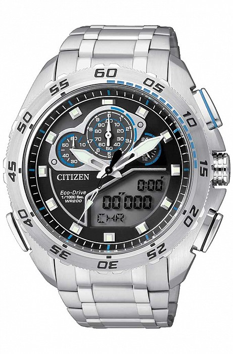 Citizen Promaster JW0125-00E Land 1/1000 CHRONOGRAPH