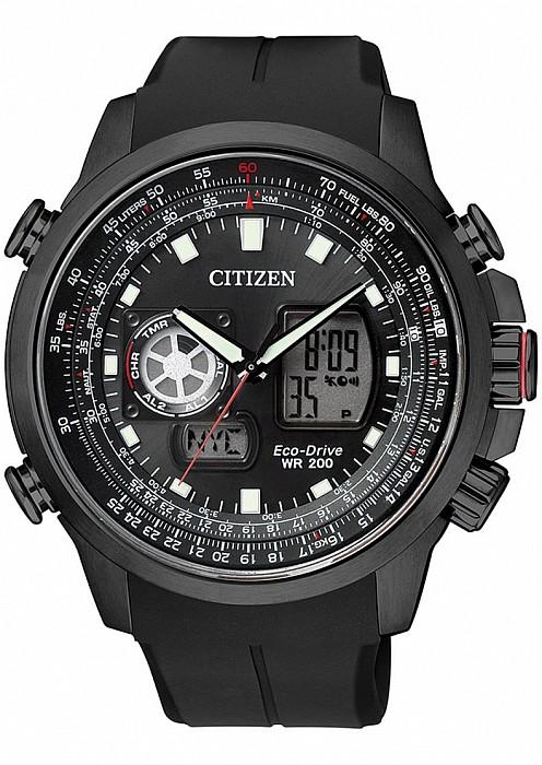 Citizen Promaster JZ1065-05E Sky Chrono Eco Drive