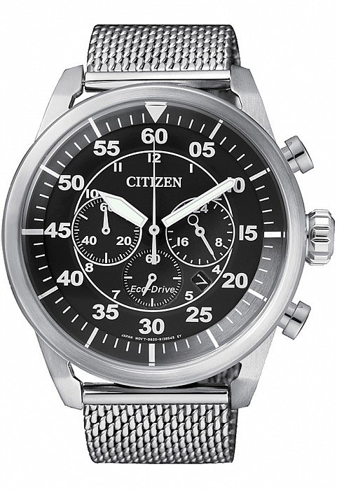 Citizen Elegance CA4210-59E Eco-Drive Ring Chrono